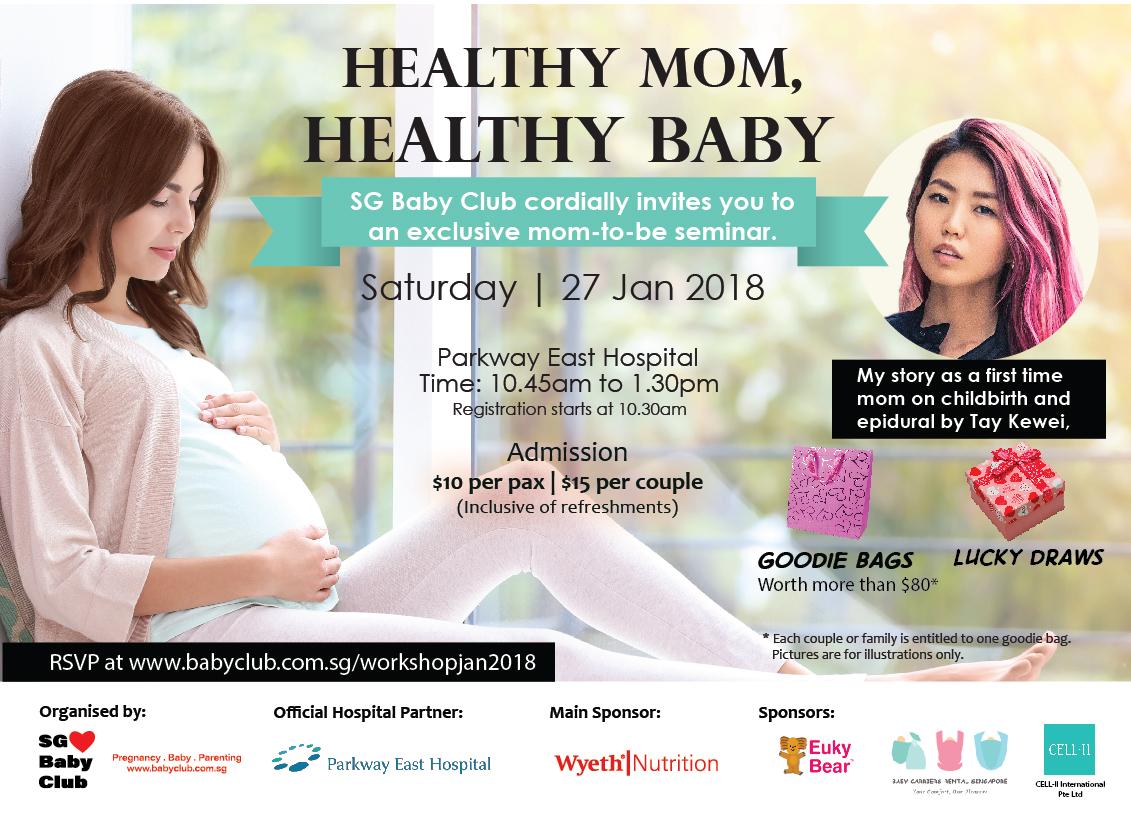Healthy Mom Healthy Baby