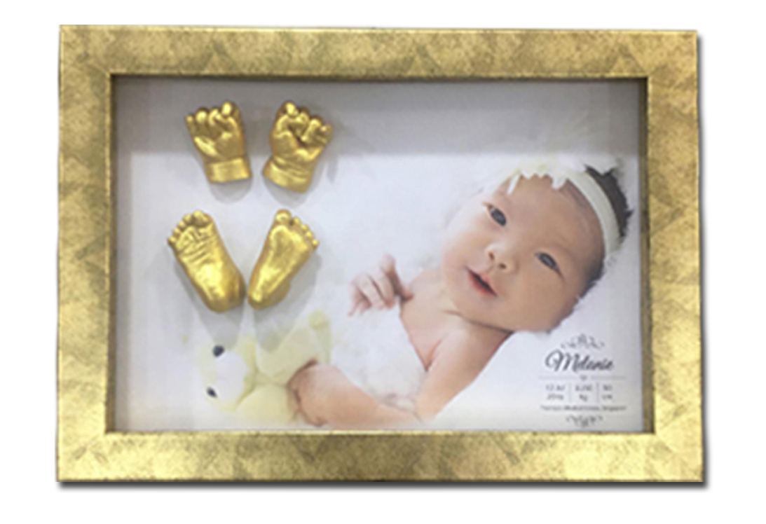 Baby 3D-Casting Package B2