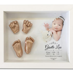 BabyU 3D-Casting Package G