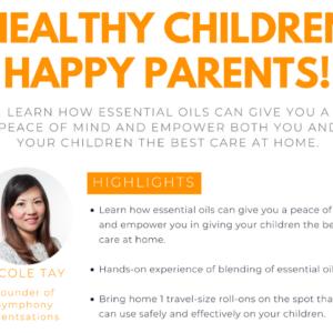 Happy Children Happy Parents Workshop