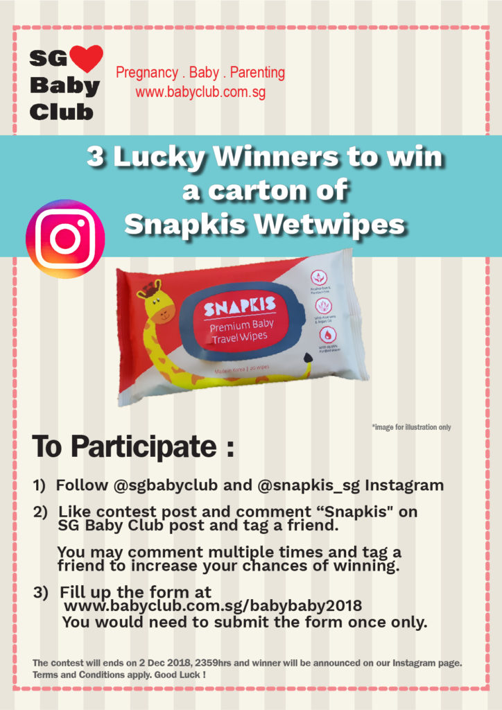 Snapkis Giveaway