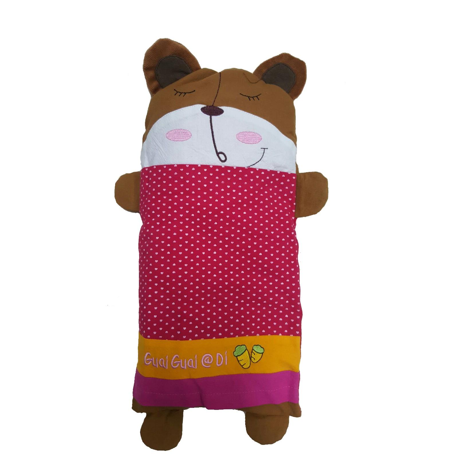 Bear Baby Pillow