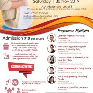Pregnancy Seminar 2019