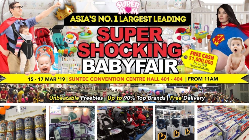 Super Shocking Baby Fair