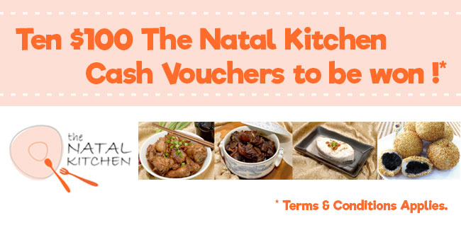 Natal Kitchen FB Contest